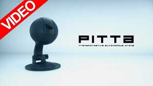 PITTA une Action Cam qui se transforme en drone