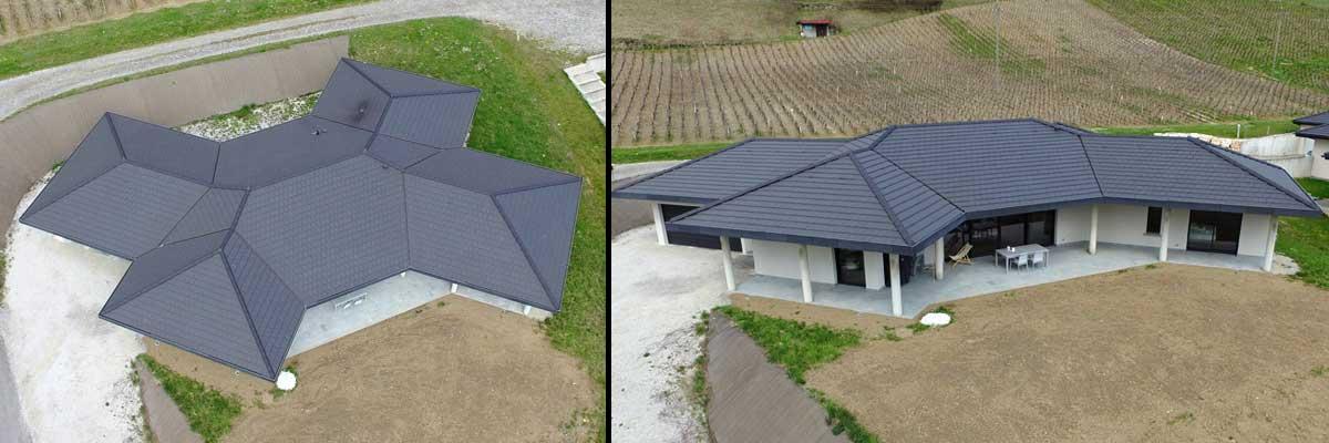 Promotion immobilière par drone en Haute Savoie